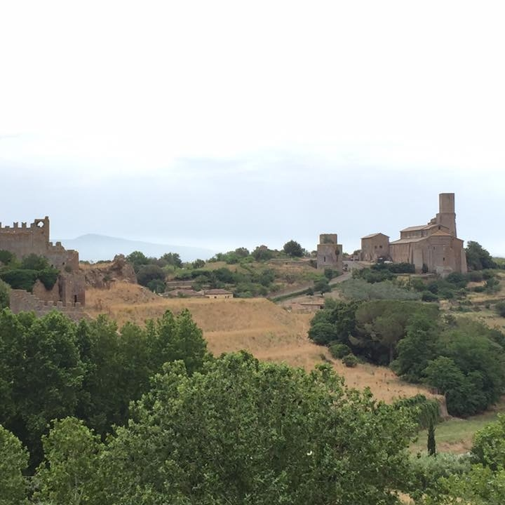 Tuscania, Italy by Kevin Nansett for The Doubtful Traveller