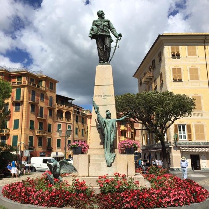 Genoa, Italy by Kevin Nansett for The Doubtful Traveller