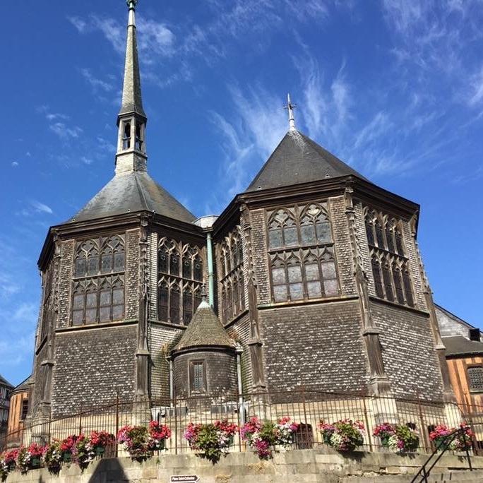 Honfleur, France by Kevin Nansett for The Doubtful Traveller