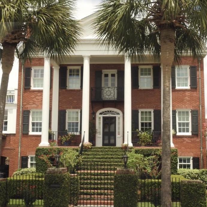 Charleston by Kevin Nansett for The Doubtful Traveller