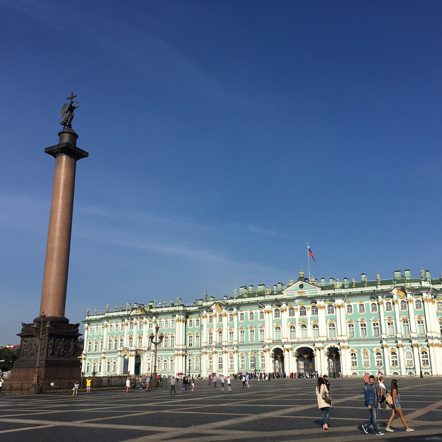 Hermitage, St Petersburg by The Doubtful Traveller