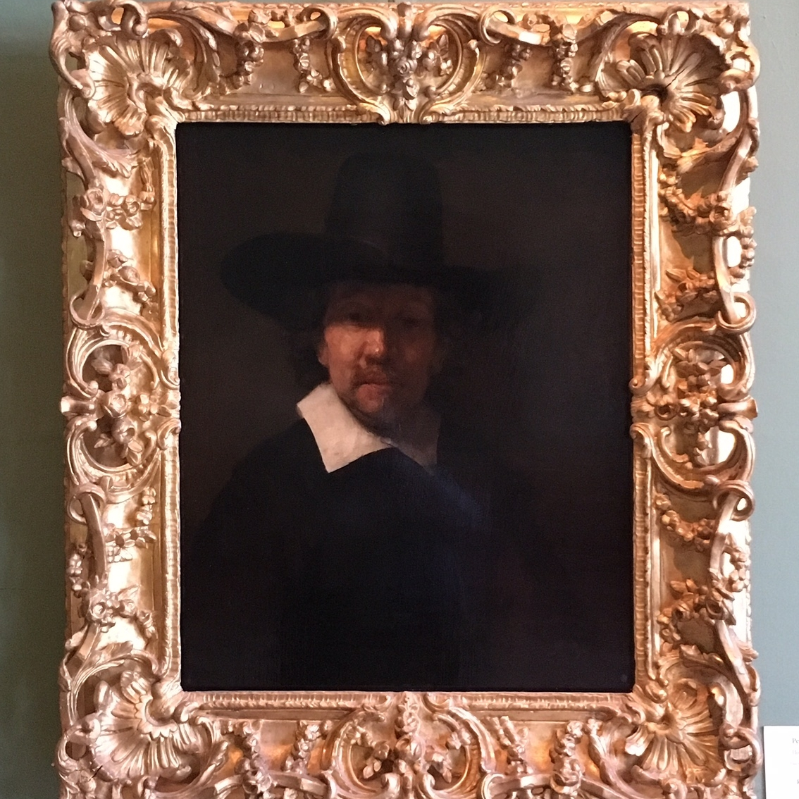Rembrandt at the Hermitage, St Petersburg by The Doubtful Traveller