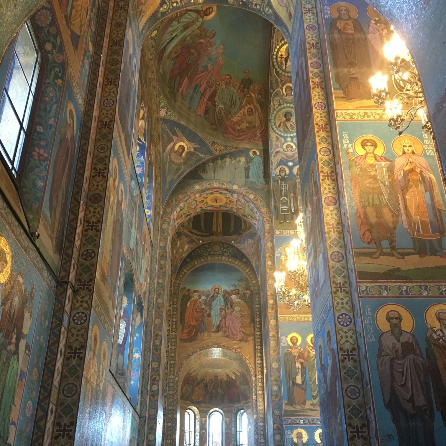 Church on Spilled Blood, St Petersburg by The Doubtful Traveller