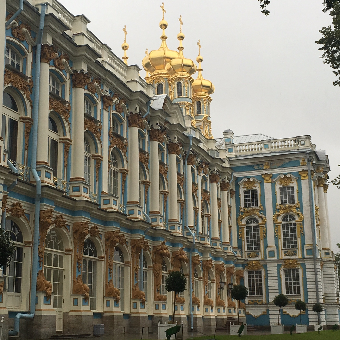Catherine Palace, St Petersburg by The Doubtful Traveller