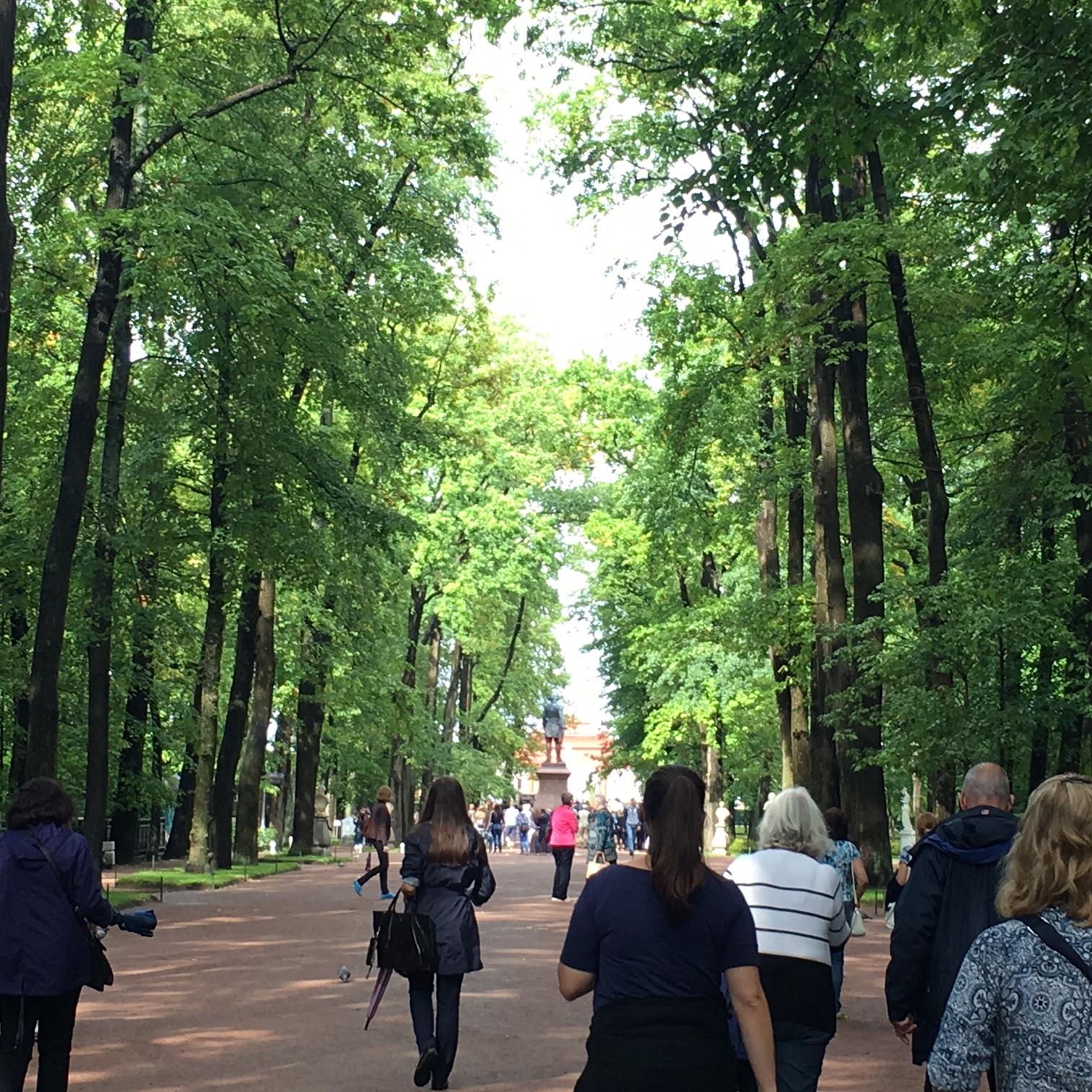 Peterhof, St Petersburg by The Doubtful Traveller