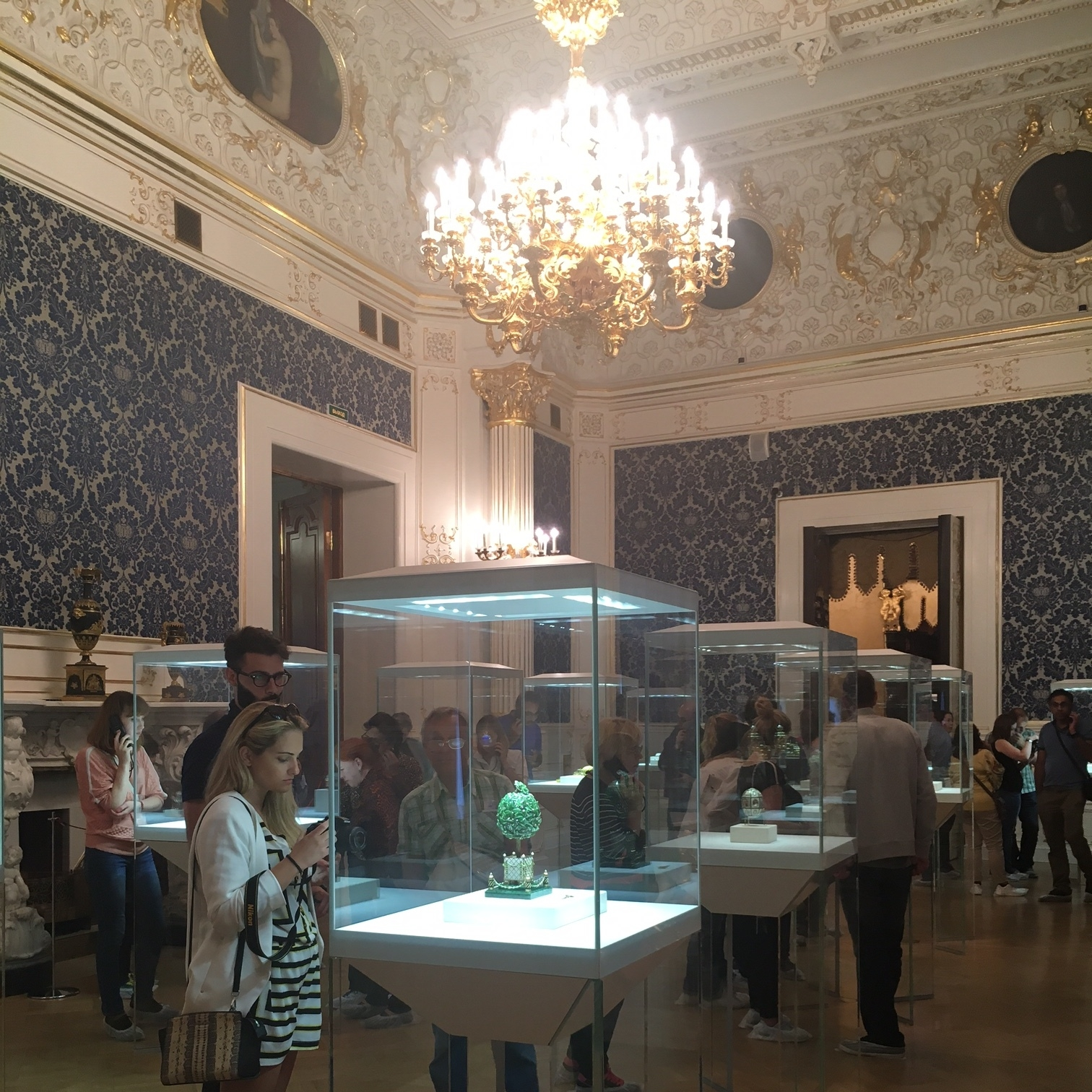 Faberge Museum, St Petersburg by The Doubtful Traveller