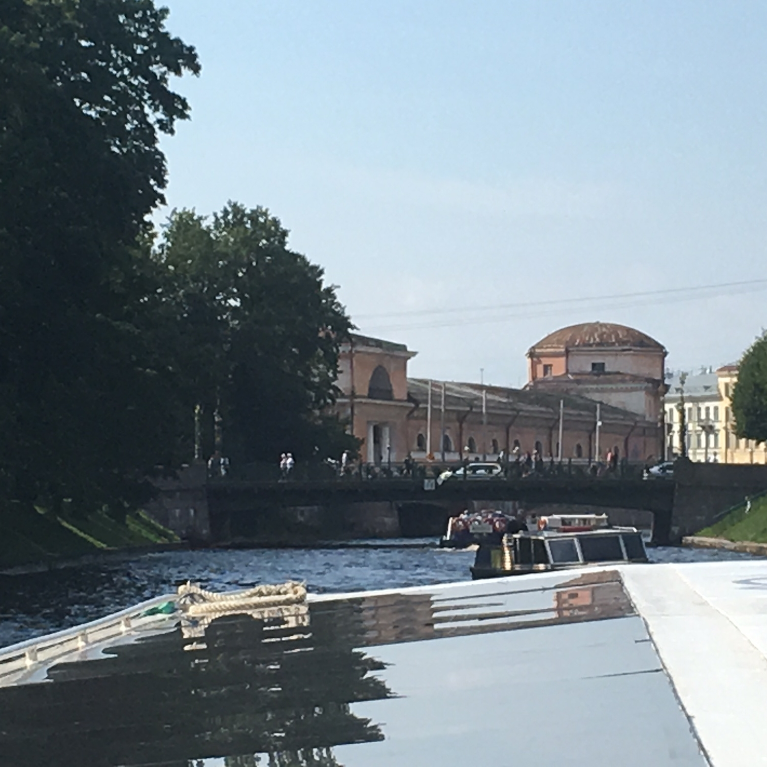 Canals, St Petersburg by The Doubtful Traveller