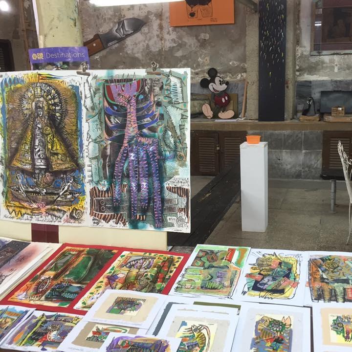 Art in Havana by Kevin Nansett for The Doubtful Traveller