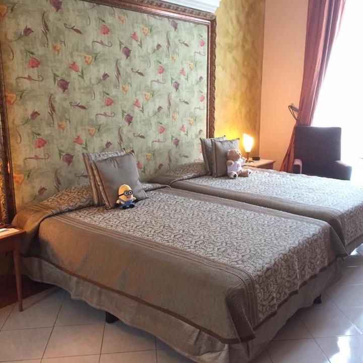 Hotel Telegrafo, Havana by Kevin Nansett for The Doubtful Traveller