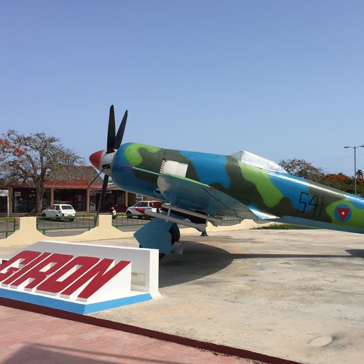 Side trip: Giron (Bay of Pigs), Cuba by Kevin Nansett for The Doubtful Traveller
