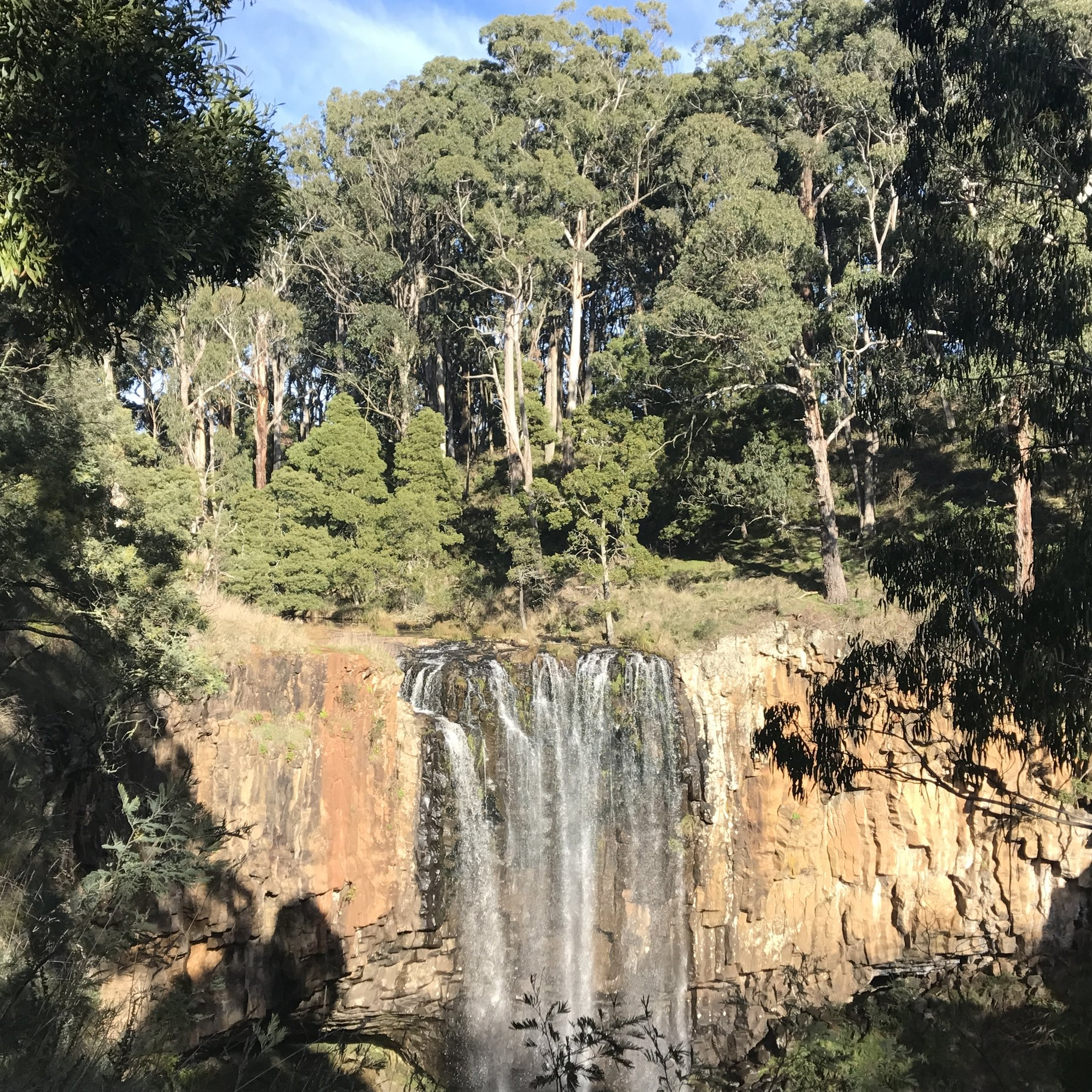 Side trip from Melbourne: Trentham Falls, near Daylesford, by The Doubtful Traveller
