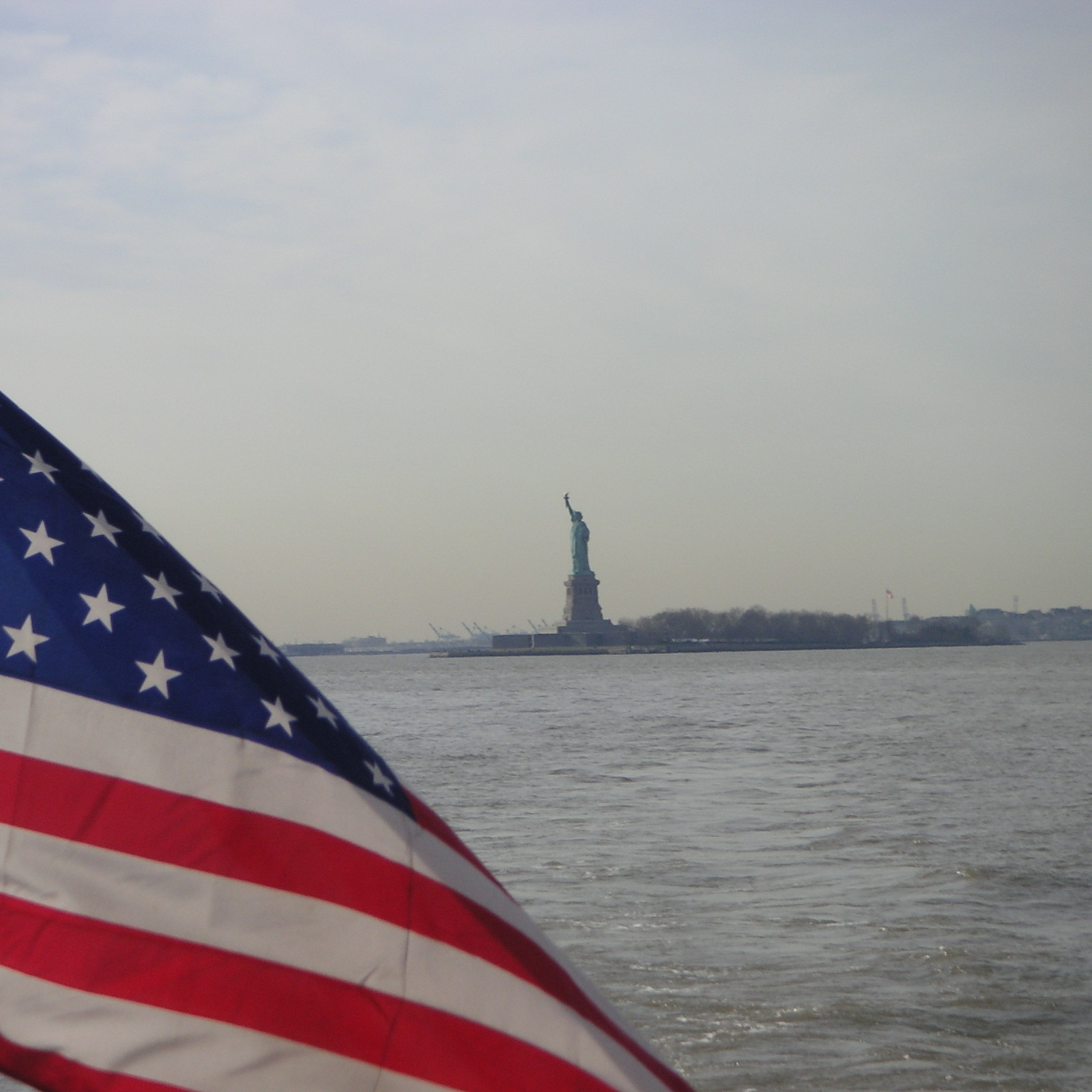 Copy of Lady Liberty, New York by Zara Mansoor for The Doubtful Traveller
