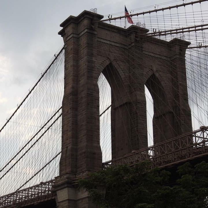 Brooklyn Bridge, New York by Kevin Nansett for The Doubtful Traveller