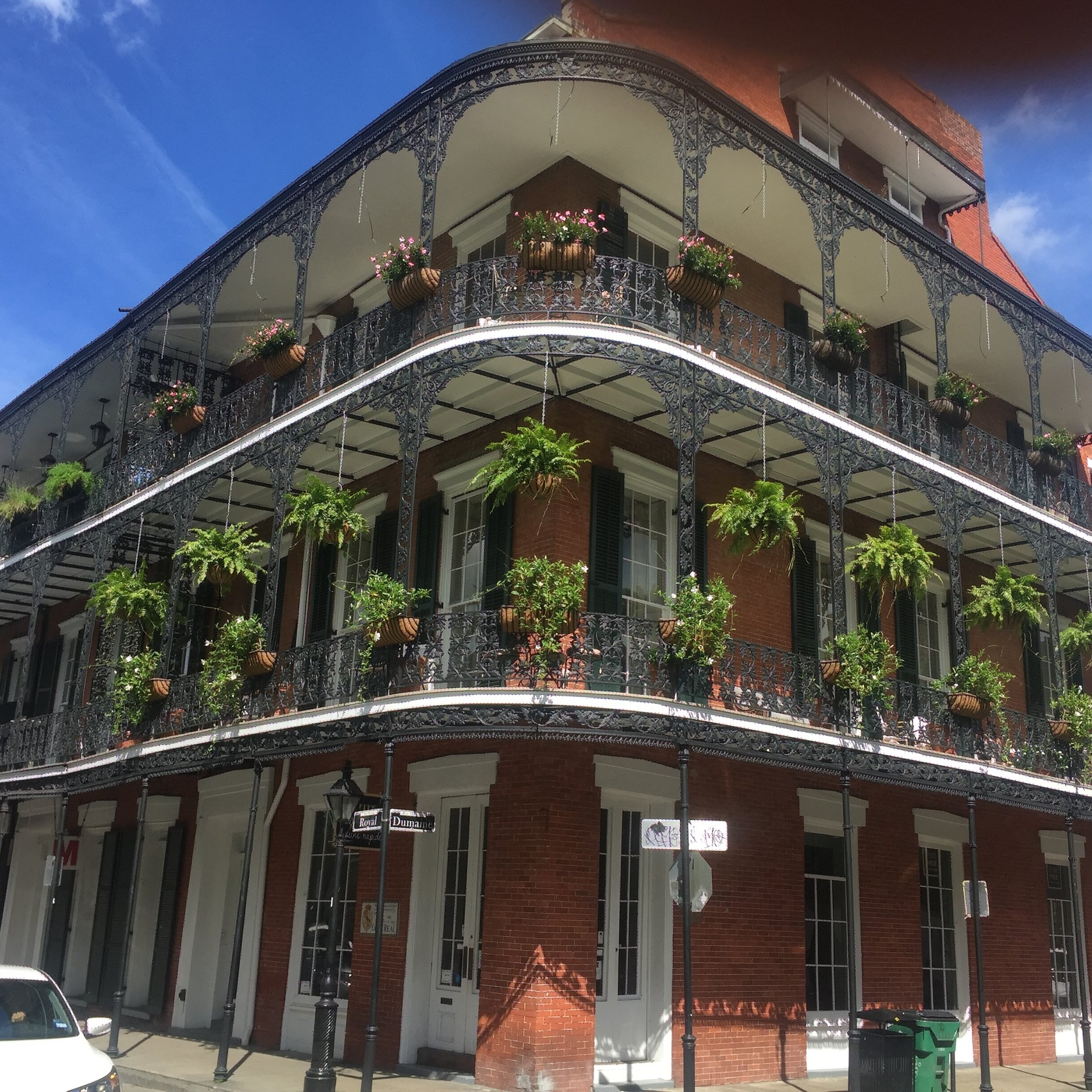 New Orleans by Eleanor Currier for The Doubtful Traveller