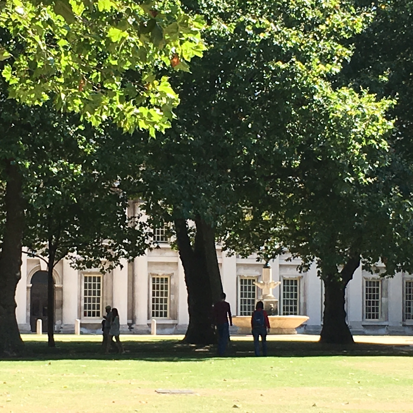 Greenwich, London. The Doubtful Traveller