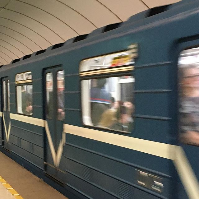 Heading to St Petersburg but want to avoid anything to do with the Tsars? Jump on the train! The city's metro has some brilliant stations (think mosaics, modernist design and some very, very long escalators) and is a good way to get around. For more tips on what to do in St Petersburg: http://doubtfultraveller.com/st-petersburg #traveladvice #traveltips #travelideas #travel