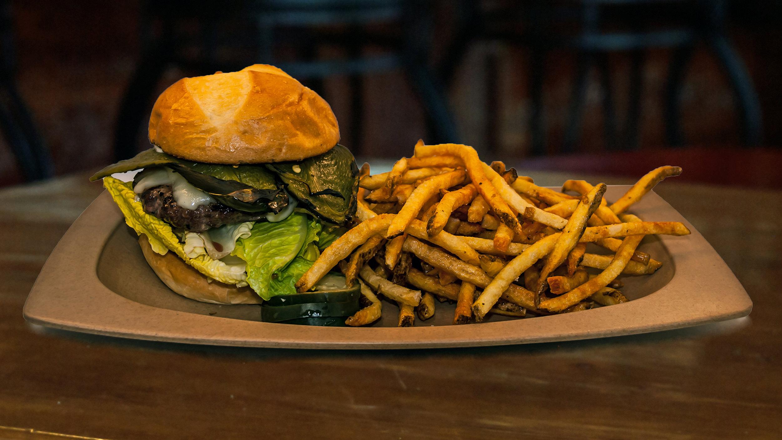 Boss Burger -