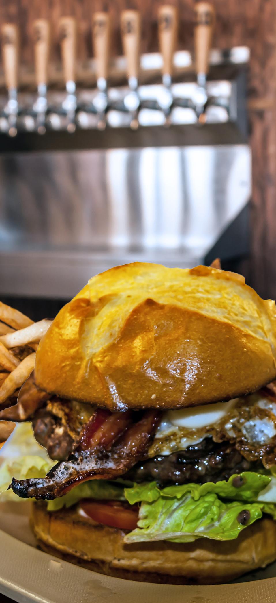 Shavano Burger -