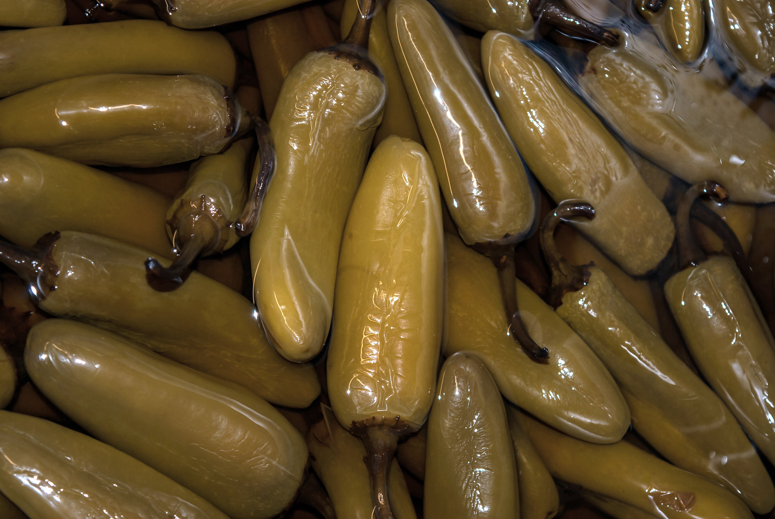 Special Recipe Pickled Jalapenos -