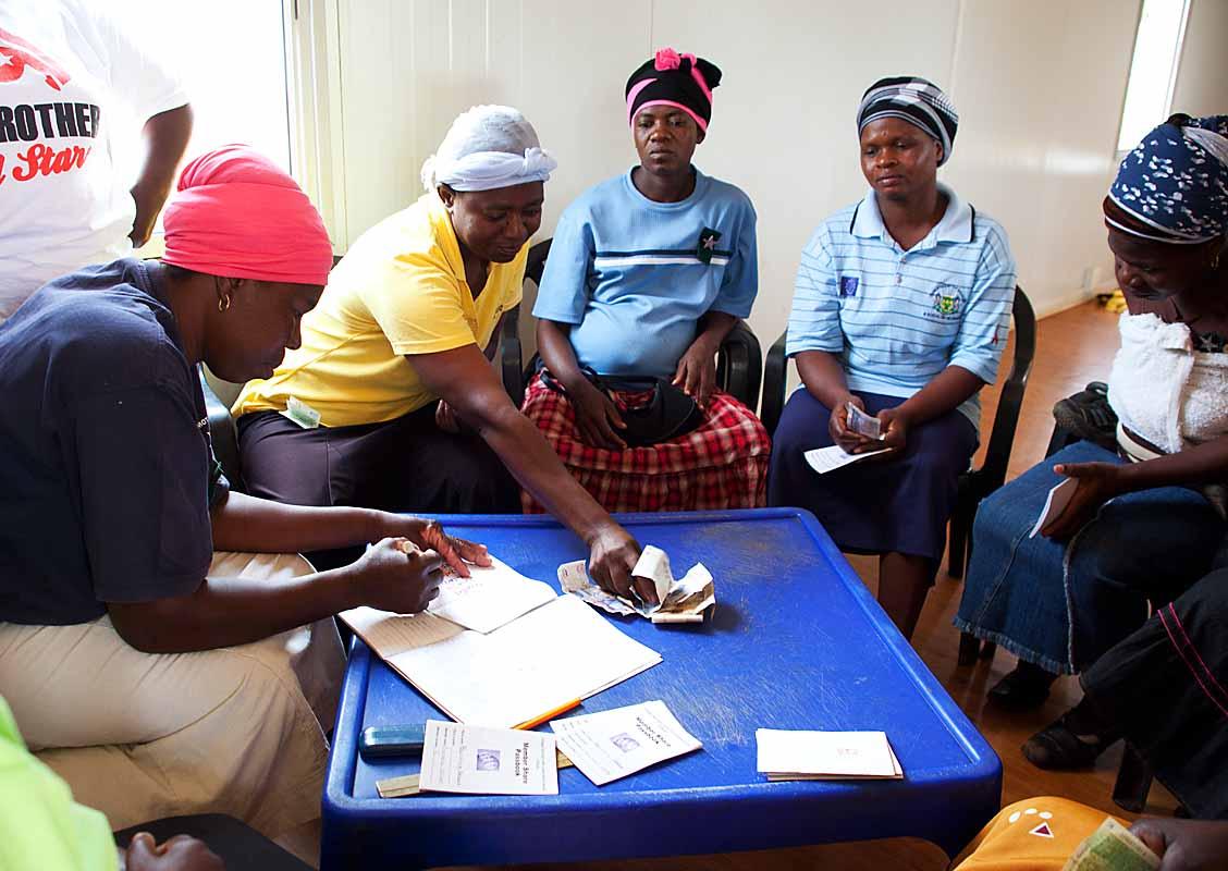 Microfinance Empowers People