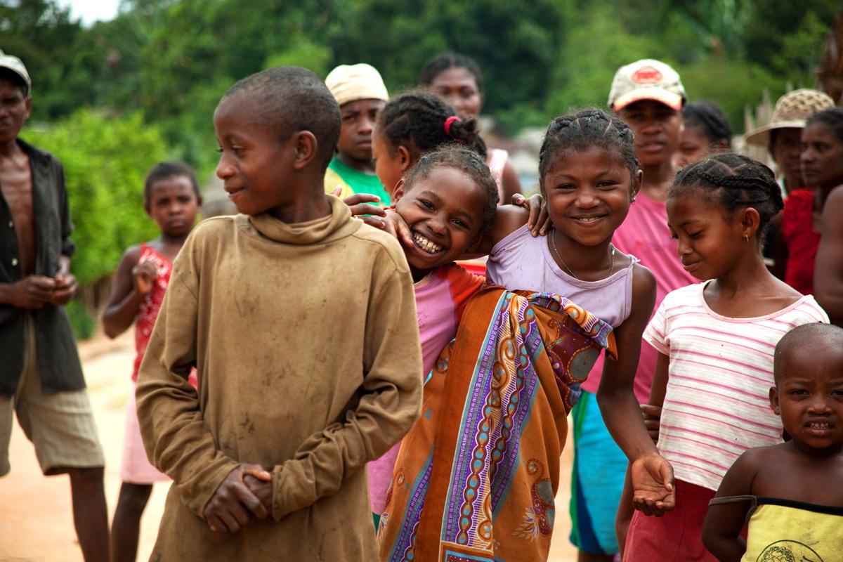 Malgache kids