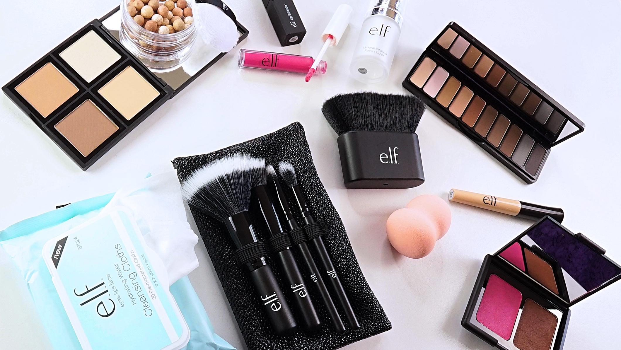 photo courtesy of e.l.f. Cosmetics