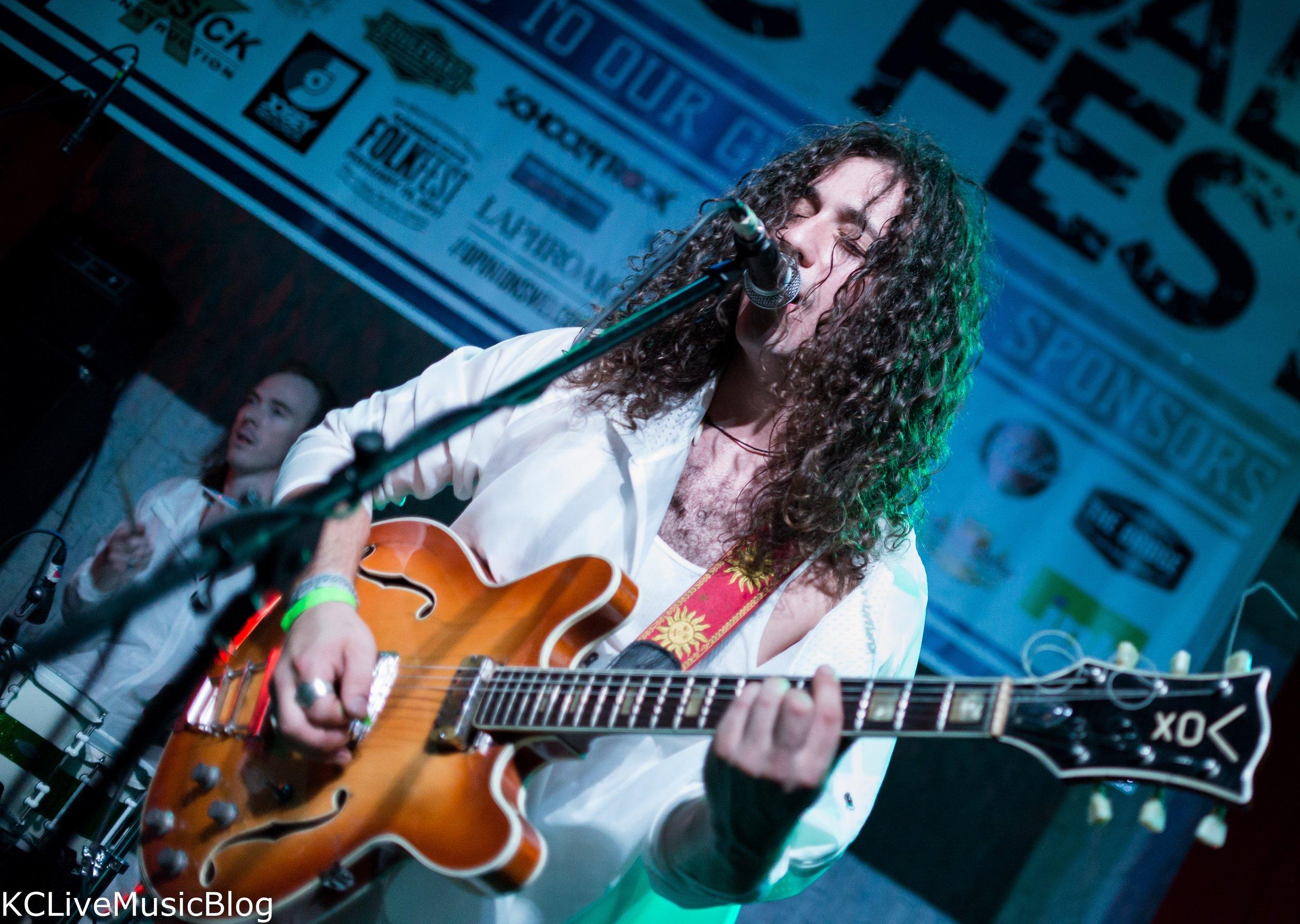 Nathan Corsi Band