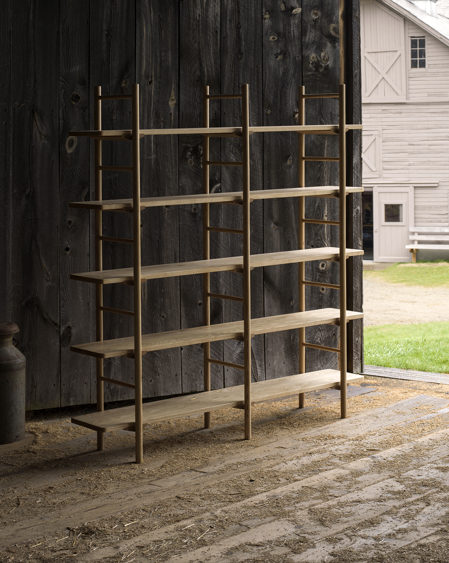 Brother Shelf by  Studio Tolvanen