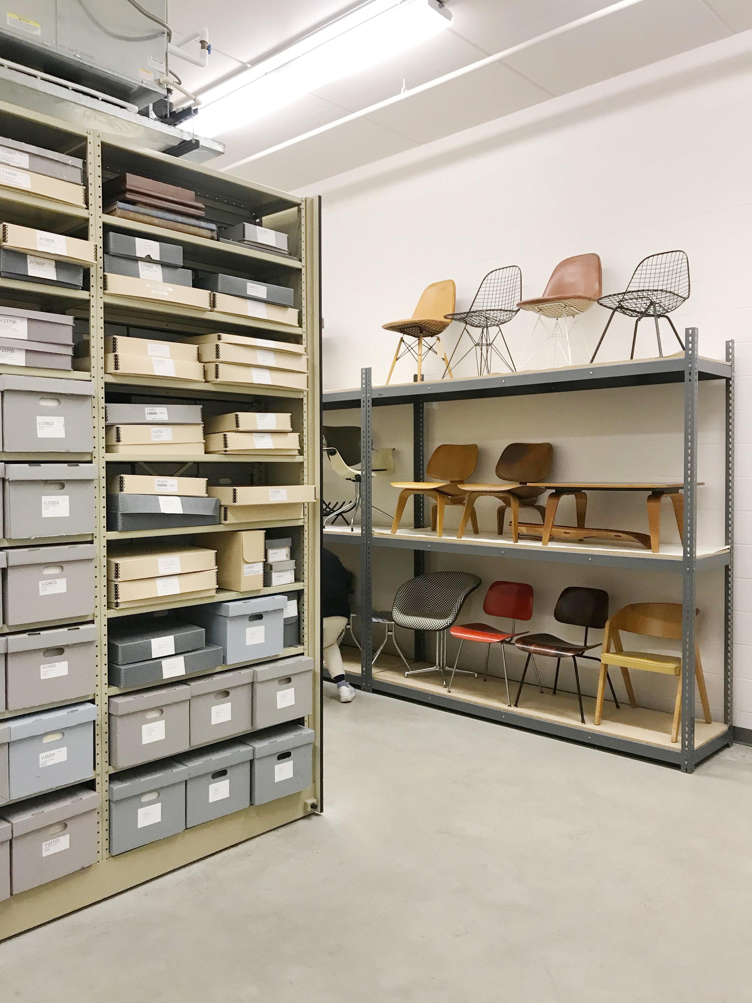 Herman Miller Archive