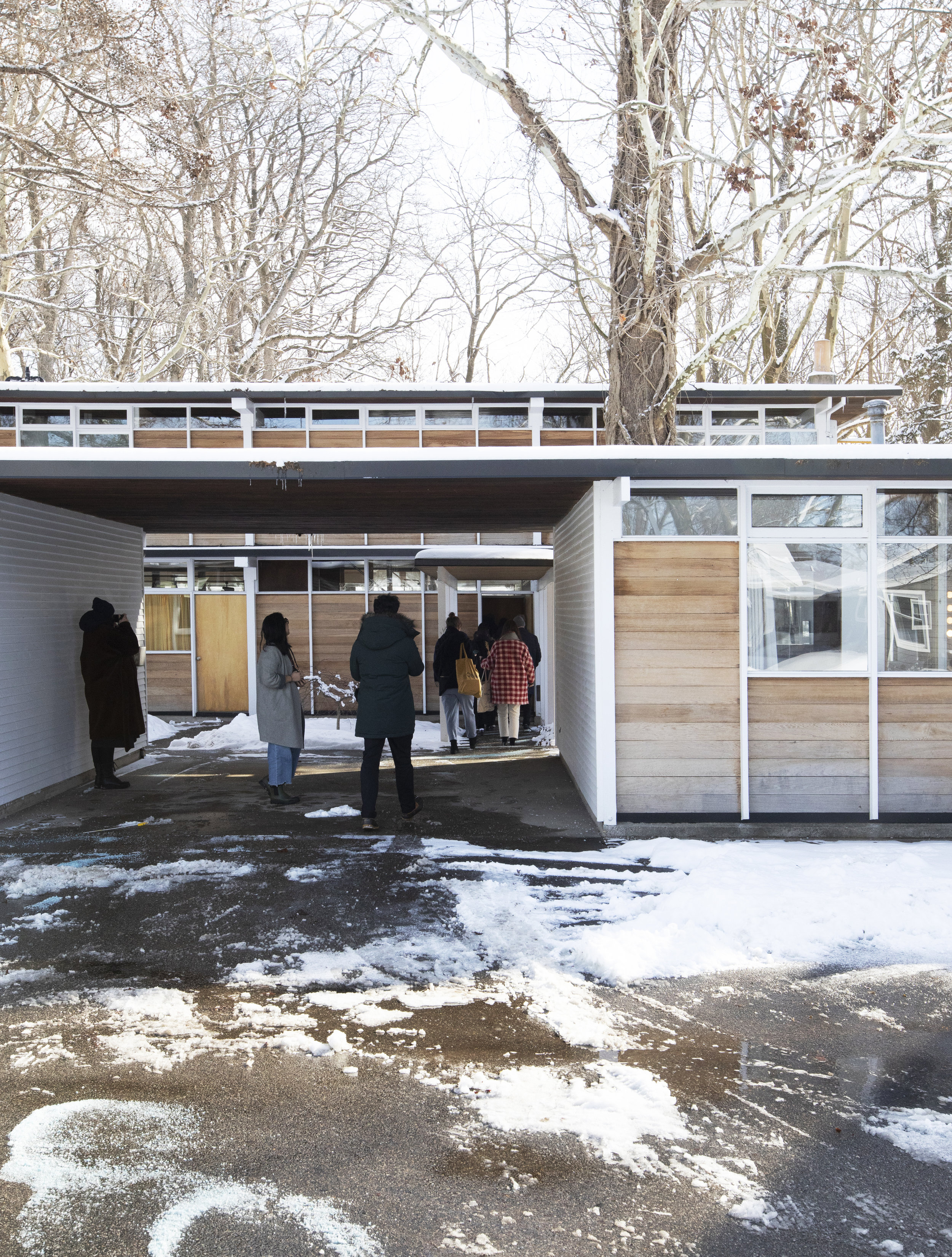 Eames' Max & Esther De Pree House