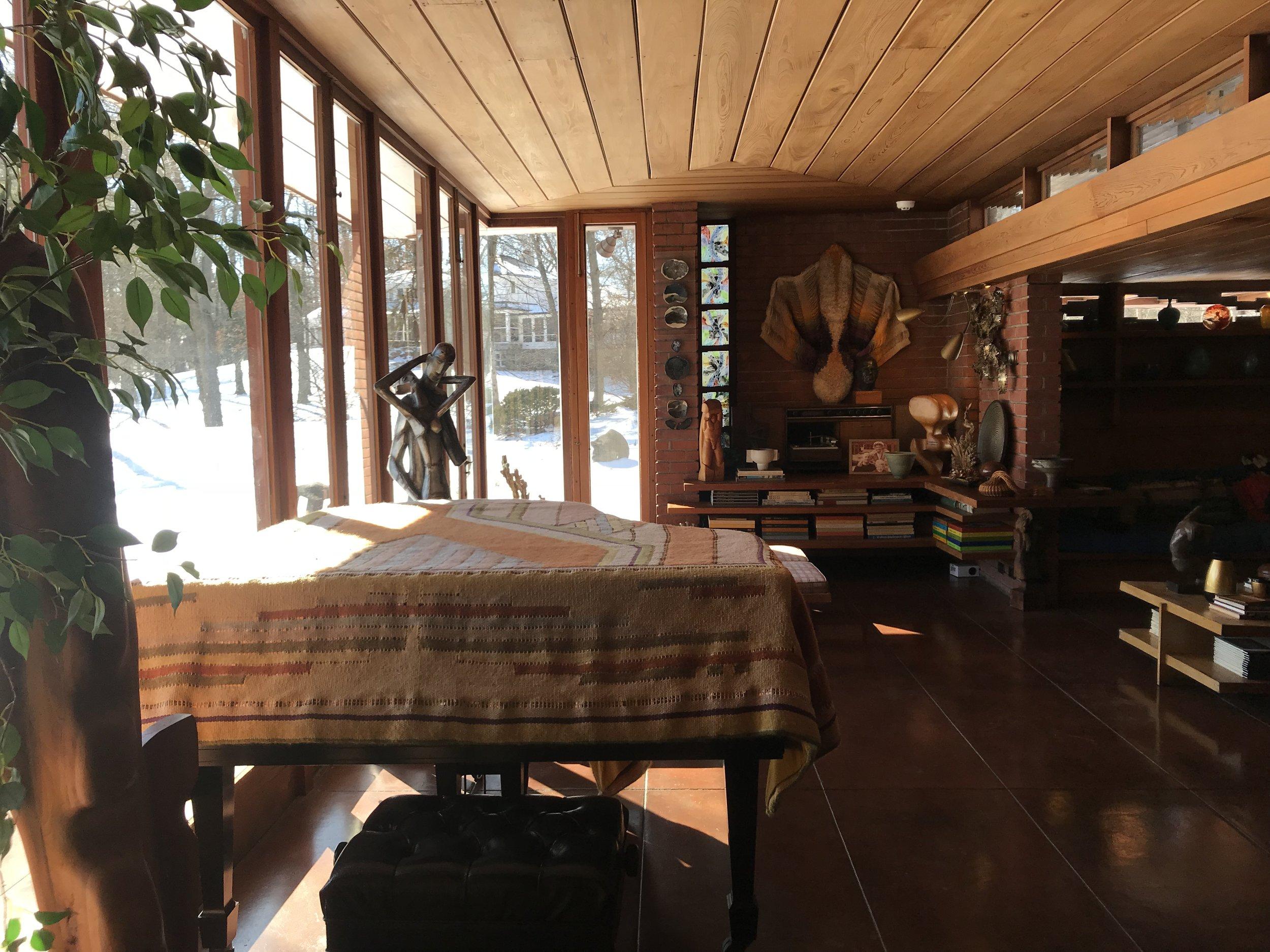 Frank Lloyd Wright Smith House