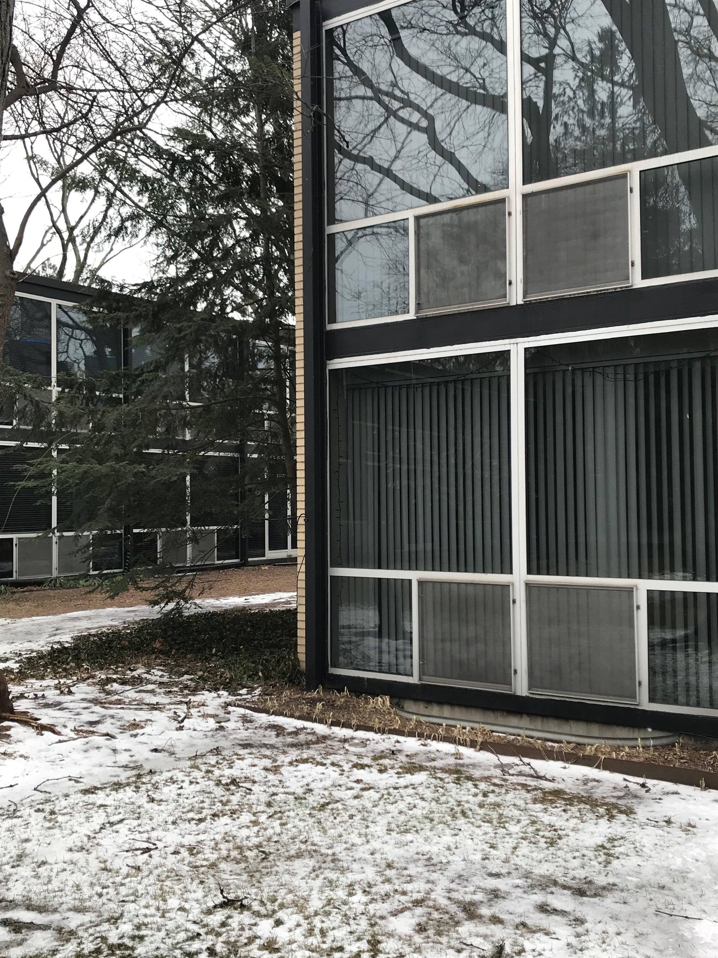 Mies Van Der Rohe Lafayette Park