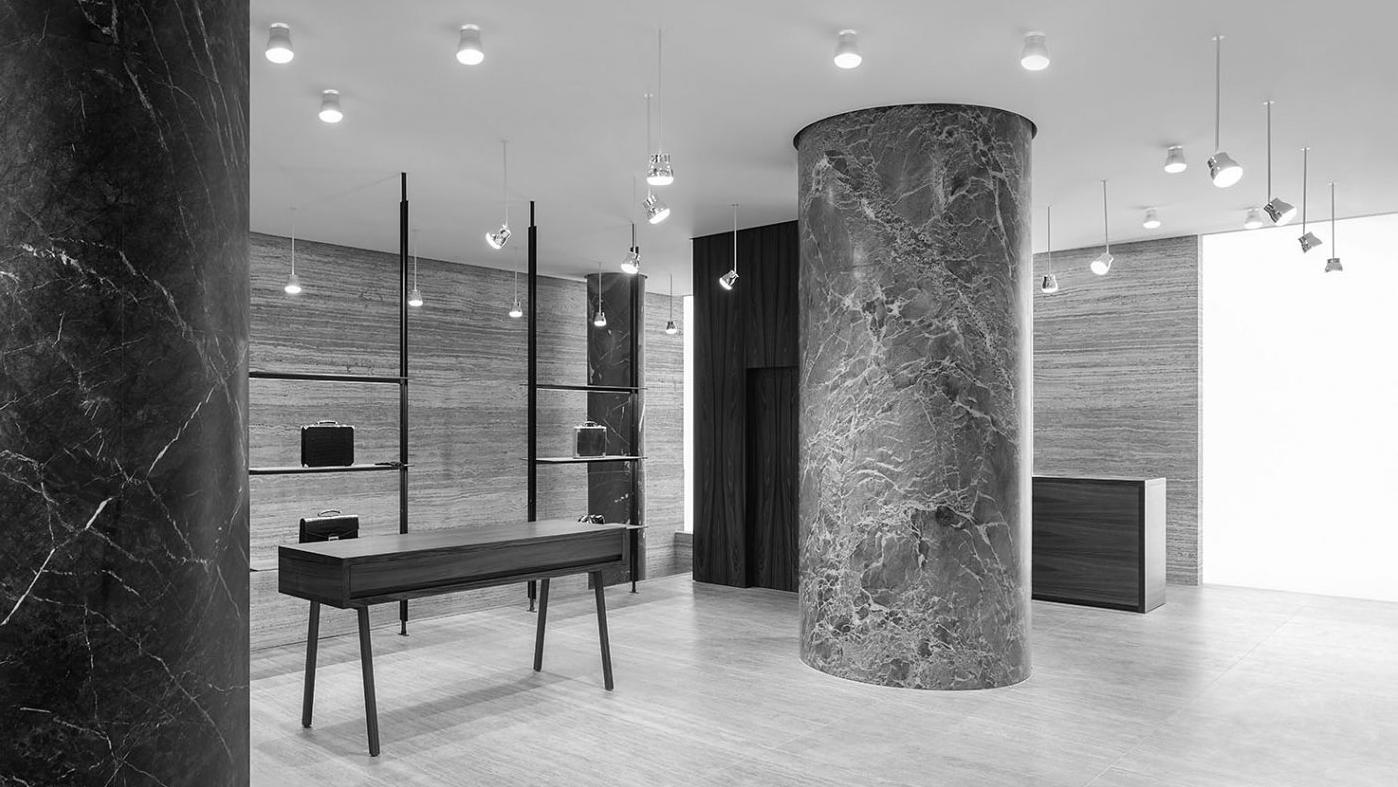 Brioni, Paris. David Chipperfield Architects