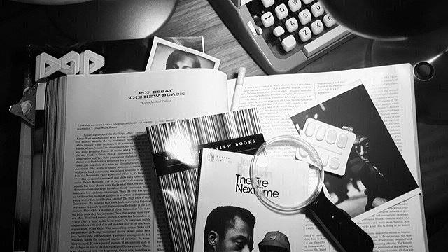 Still life: Pop, pills, James Baldwin, The Fire Next Time