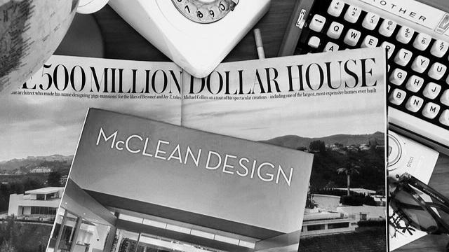 McClean Design by Rizzoli