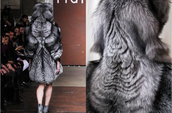 Yiqing Yin, haute couture
