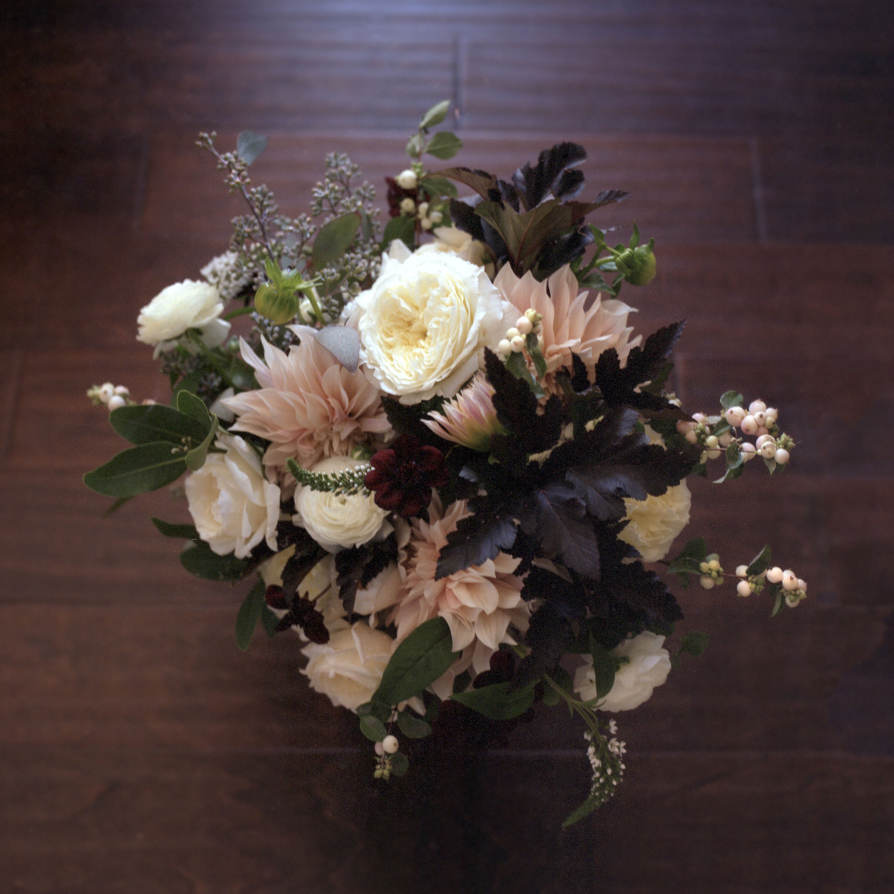Bouquet   Portland, OR   September 20, 2014