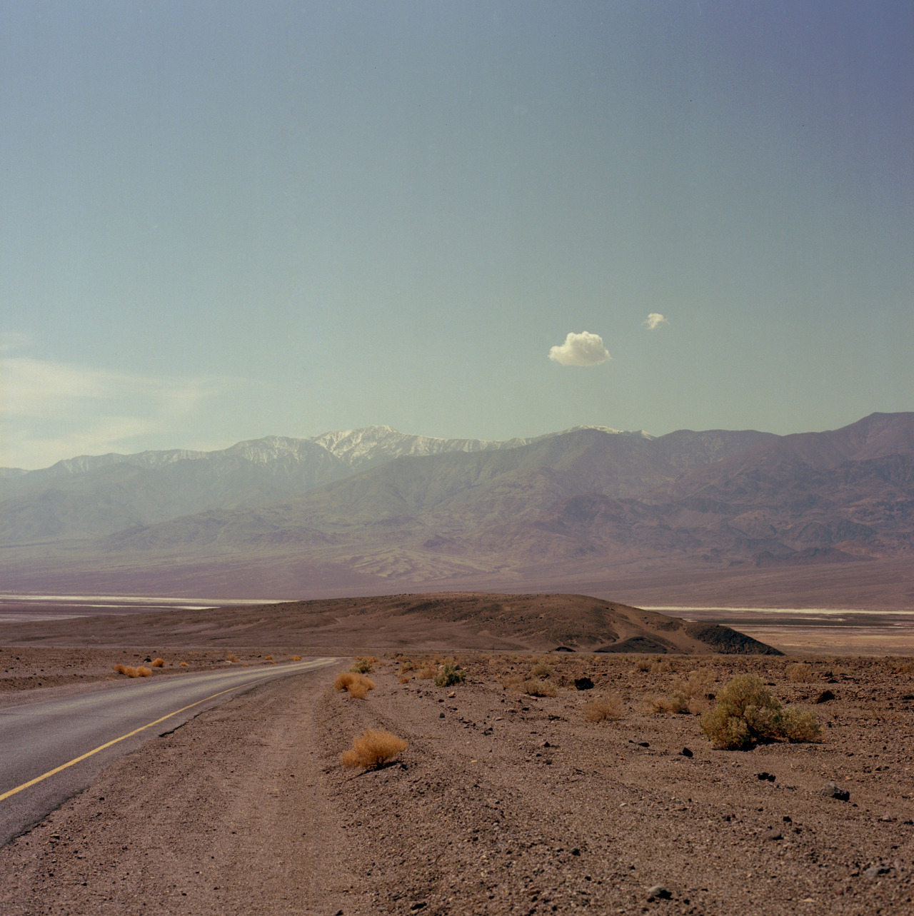 Death Valley | Cloud | March 2014