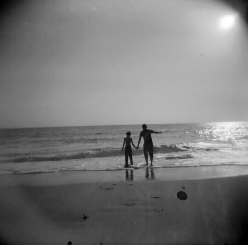 Xander and Mike  |  Point Mugu
