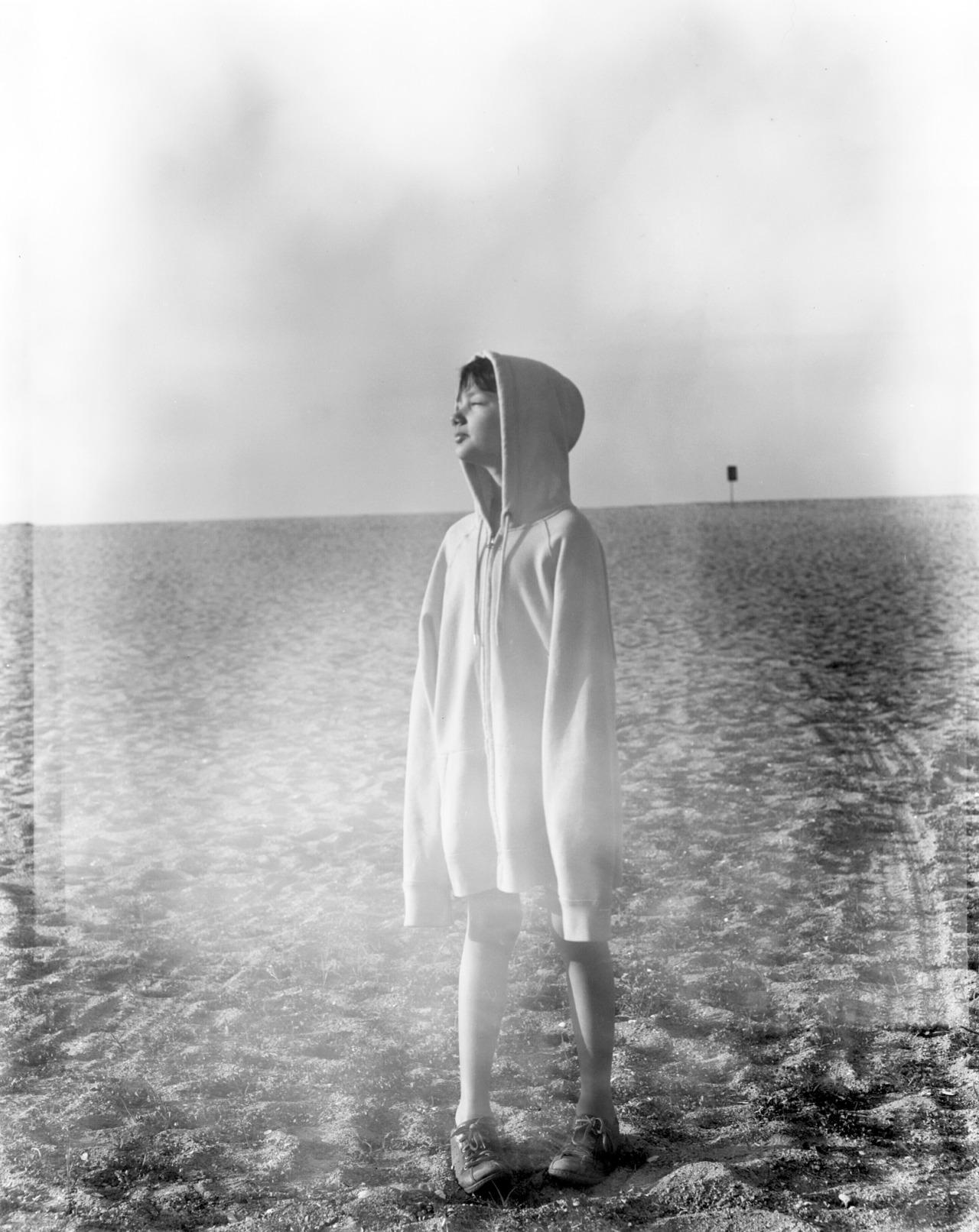 ericahampton :     4x5 Portrait | Xander Brody at Mugu Rock