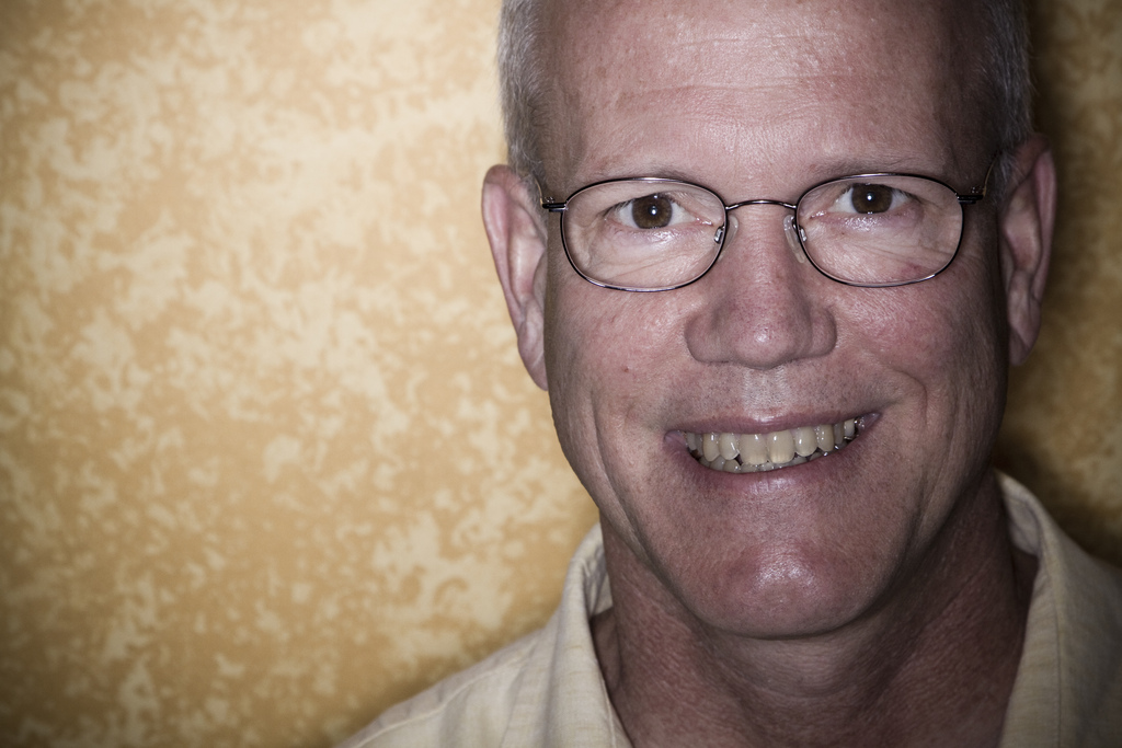 Paul Schreiber , Ypsi's Mayor, was our first Ypsi Project Event portrait - he was there waiting at Bombadill's before we even had all our equipment set up. It was a really great way to start the event and definitely boosted everyone's expectations for what we could expect the rest of the day.   And on top of being our first event-suporter, he even nice enough to personally give Erica a ride to and from the Depot Town Freight House for a ribbon-cutting event, where she photographed a large number of local business owners.