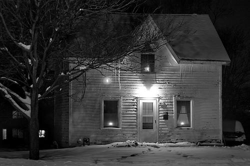 Ypsi Project : House on Cross Street (via  ericarhiannon )