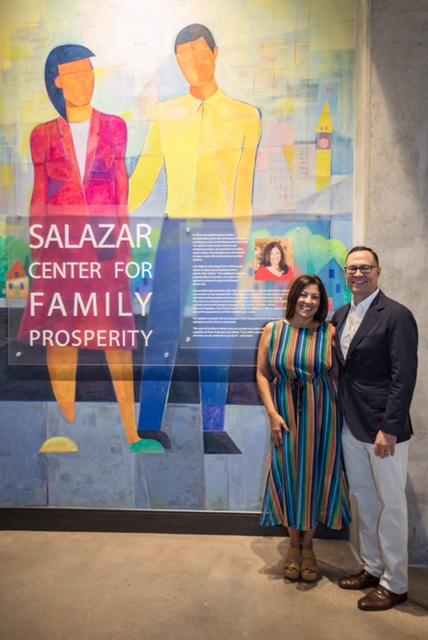 Lola Salazar & Rob Salazar