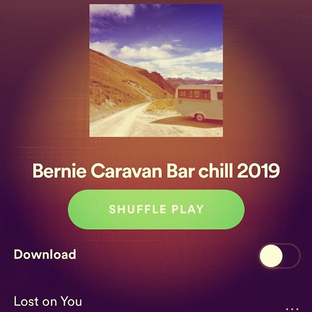 Casey (Bernies main mover, maker & drink shaker) is also a music lover, so we have lots of cool playlists on Spotify- currently this one is our fave. Search 'Bernie Caravan Bar'. May the sun be shining, the tunes be pumping and the 🍫 be plentiful for your long weekend friends! 🐰🥕🐣