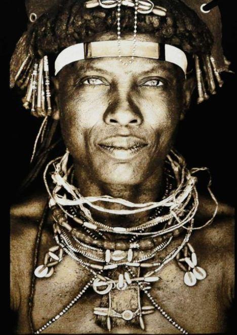 Tapisserie ethnique