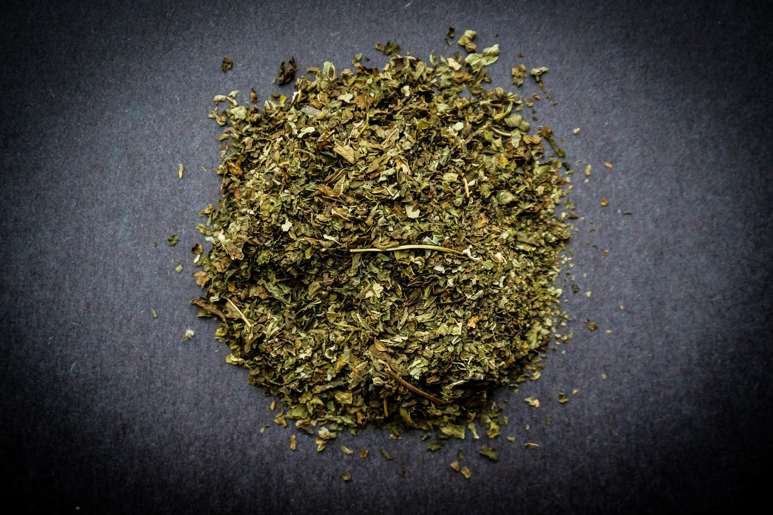 lemon balm herbs for athletes chill