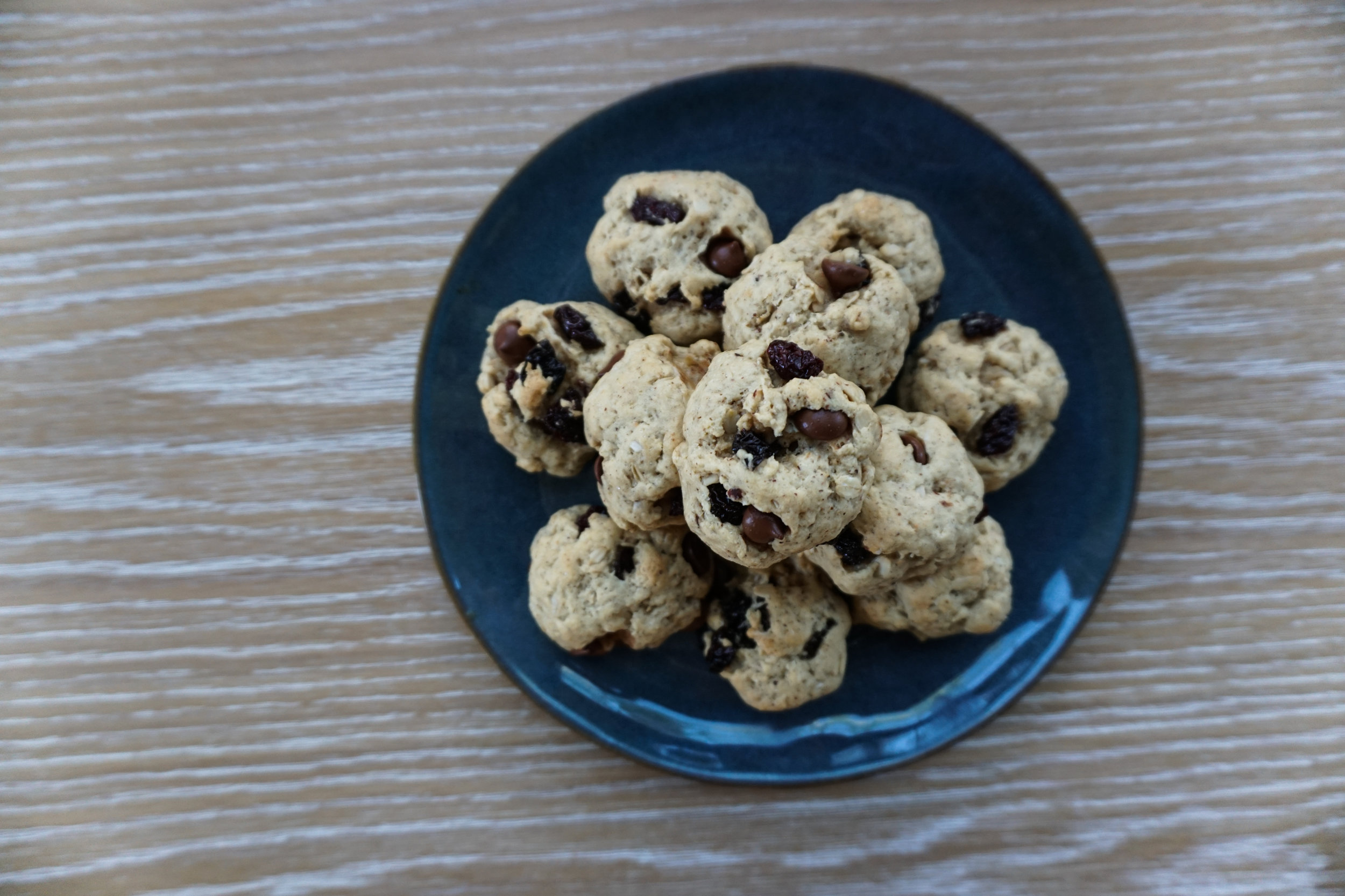 easy delicious and healthy cookies