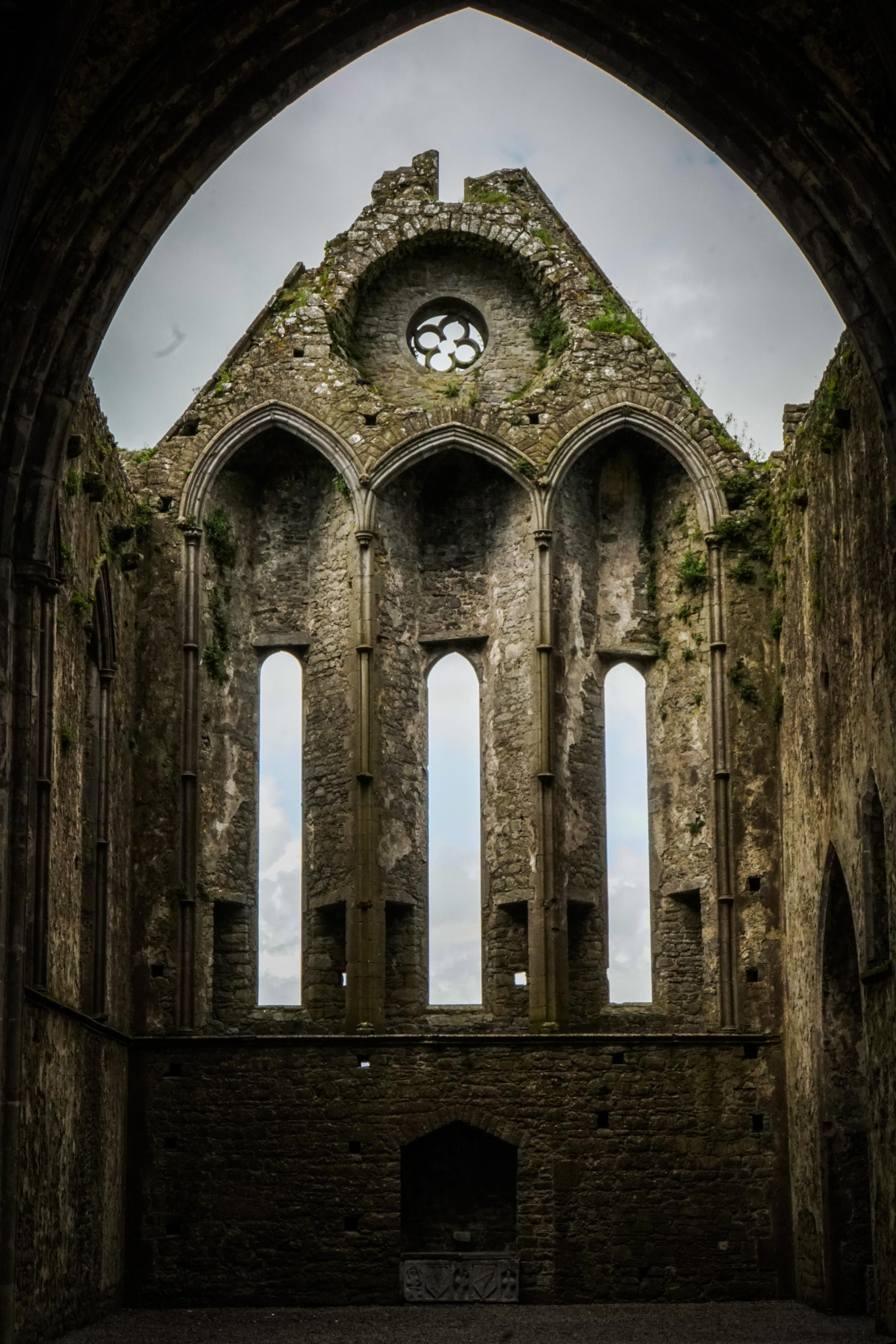 Rock of Cashel Ireland travel