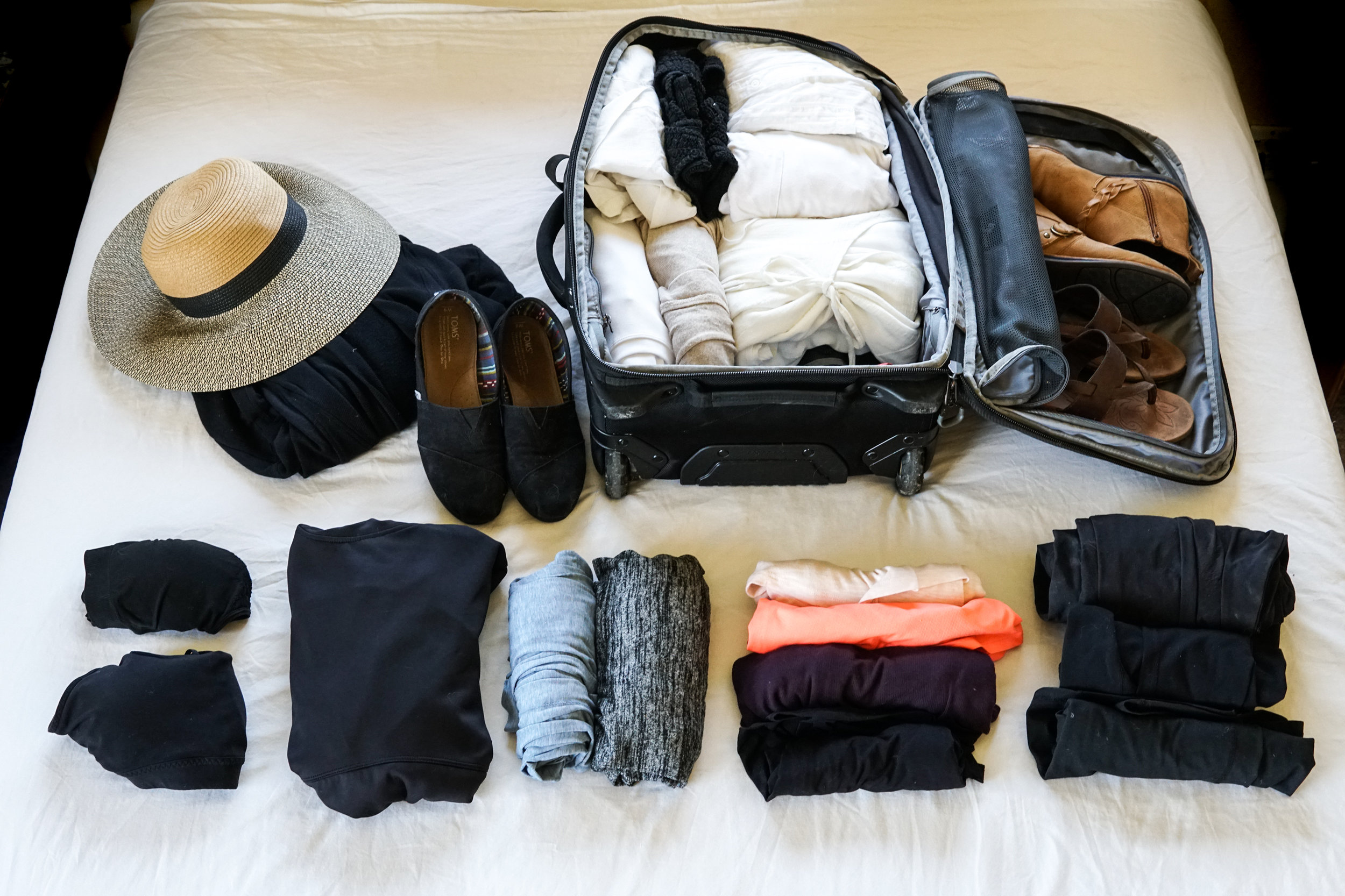 Packing for climbing simplified outfits.jpg