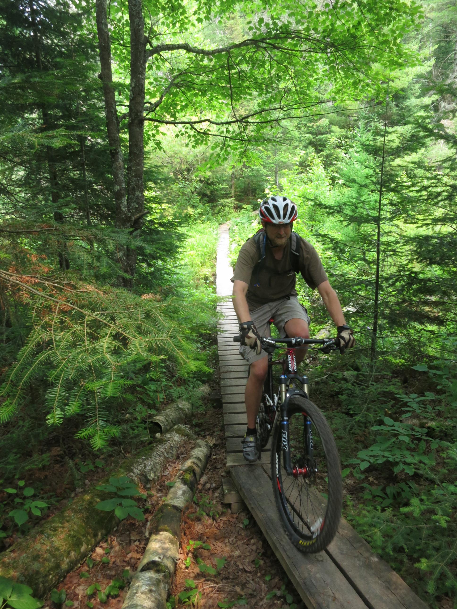 Wisconsin trail riding bike fun outdoors